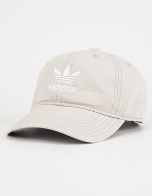 d67ca0476 ADIDAS Originals Relaxed Womens Dad Hat Beige | Fashion etc. in 2019 ...