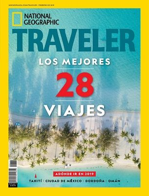 National Geographic Traveler en Español - Febrero 2019 ...