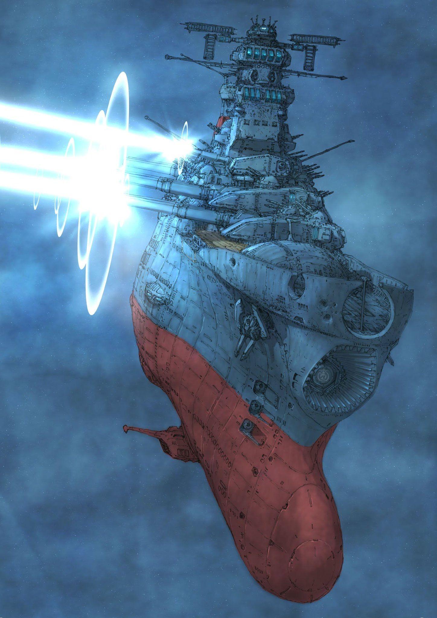 宇宙戦艦ヤマト2202の戦闘の壁紙