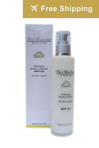 Bio Marine Firming Body Cream | Dead Sea Cosmetics Shop – Dead Sea Cosmetics Shop