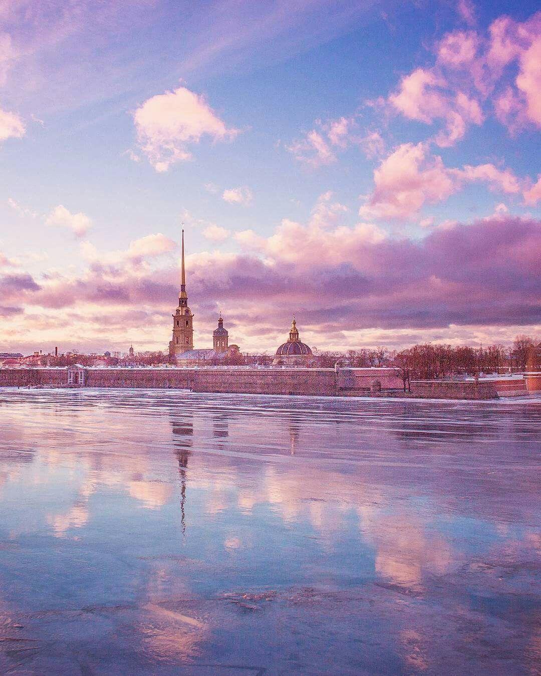 Peter and Paul Fortress Петропавловская крепость в