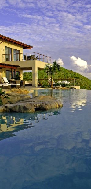 #Jetsetter Daily Moment of Zen: Peter Island Resort and Spa in Tortola Island, British Virgin Islands  More at http://leisurelab.com/leisure-culture/