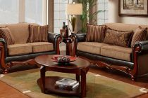 Wood Trim Sofa Designs Ideas And Trends 2018 2019 Living Room Furniture Traditional Living Room Furniture Furniture Design Living Room