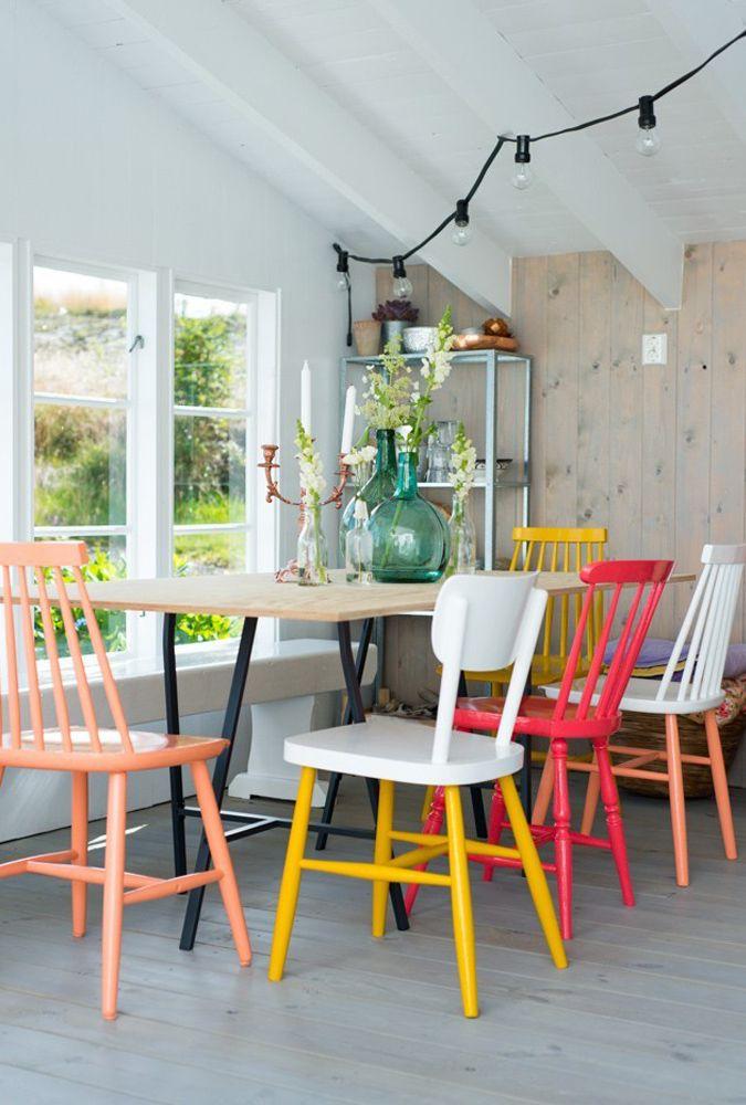 15 idées pour relooker un meuble ancien home sweet home Pinterest - Moderniser Un Meuble Ancien