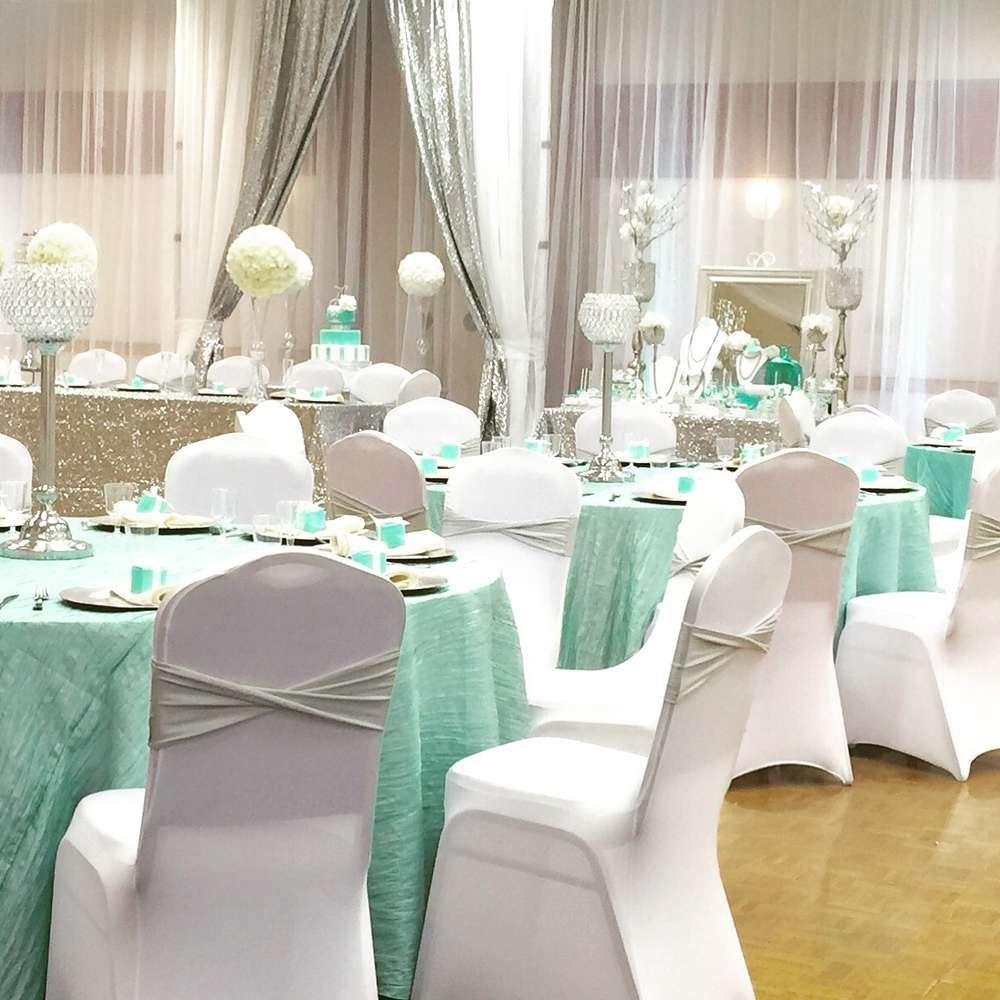 Tiffany & Co. Quinceañera Party Ideas