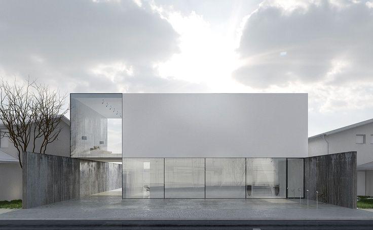 Pin auf architecture interiors for Minimalismus architektur