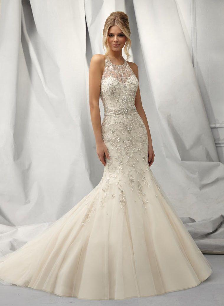 Resultado de imagen para vestidos de boda sirena | Mi boda ...