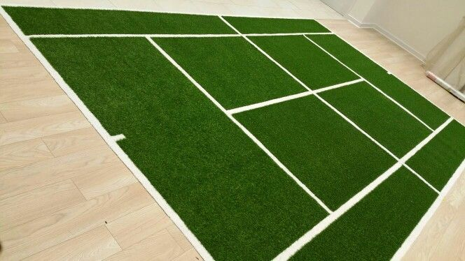 Arttragrass For Linksoflondon Bespoke Tennis Court Wimbledon Championships Themed Events Ev Buying Carpet Where To Buy Carpet Artificial Grass Garden
