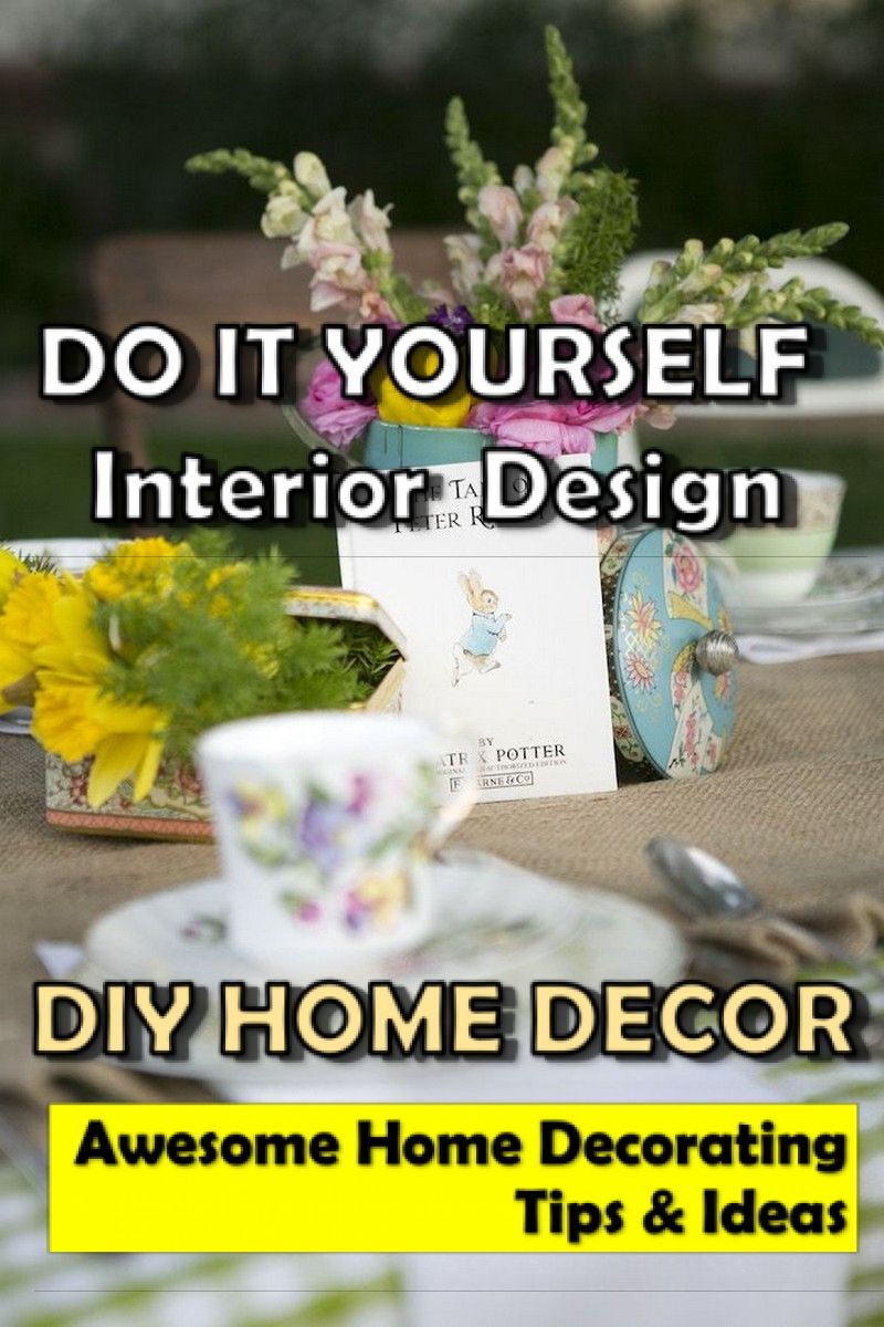 Creative Ideas For A Variety Of Home Improvement Projec