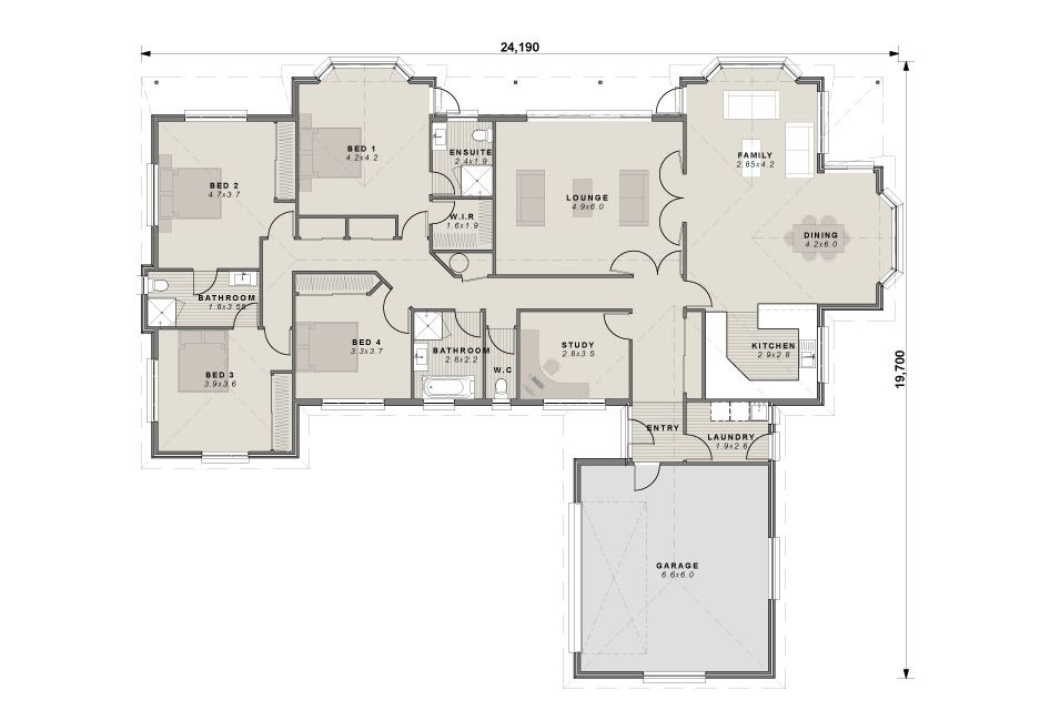 The Mayfield Today Homes New Home Builders Floor Plans Home Builders
