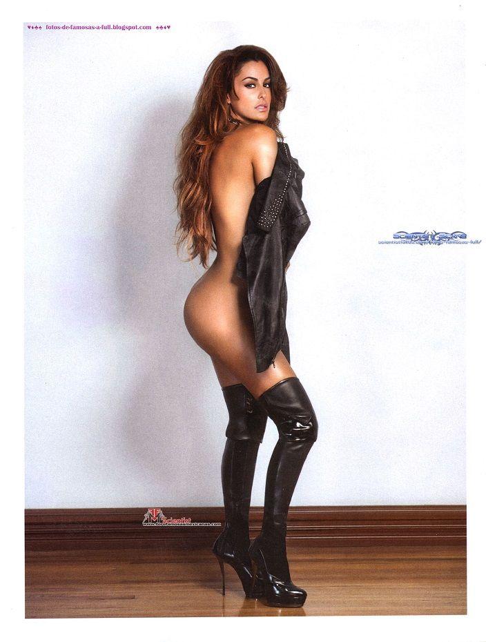 Revista brasilena foto de ninel conde desnuda 29