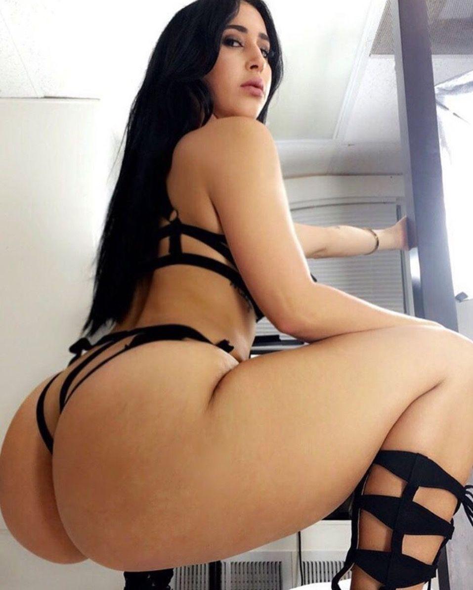 Round mound ass latina
