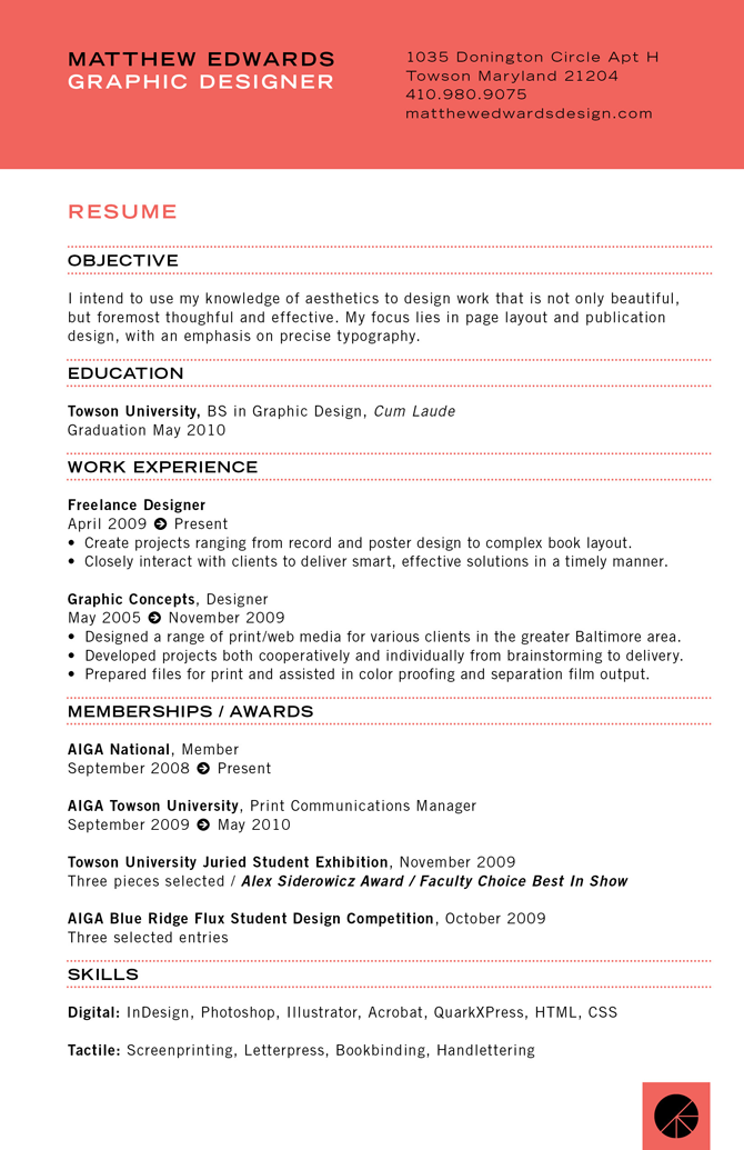 resume sample resume cv.html