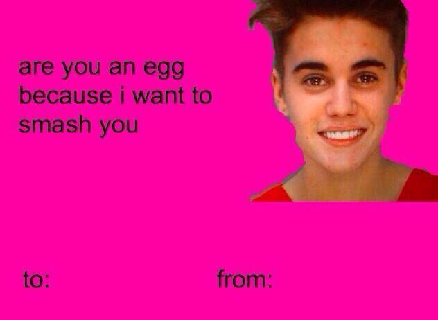 justin bieber | Valentine\'s Day Cards | Pinterest | Justin bieber