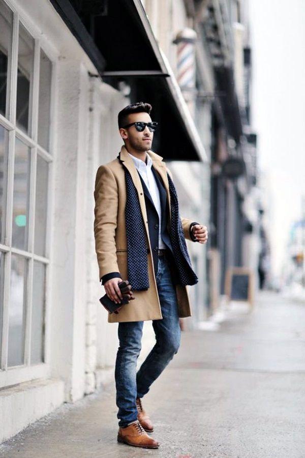 Love this great casual look! | Stili di moda maschile, Moda