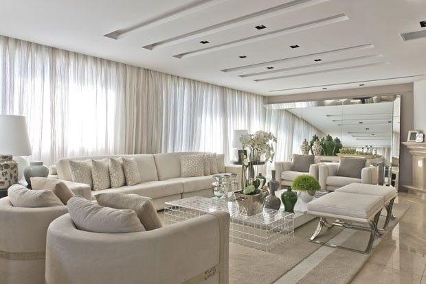Bonito Sala Grande Muebles Sala Decoracion De Interiores