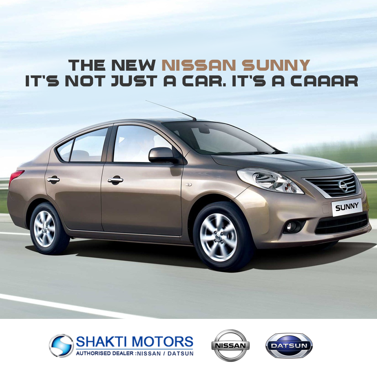 The New Nissansunny Its Not Just A Car Its A Caaar Nissancars Nissan Caaar Nissan Sunny Nissan Cars New Nissan