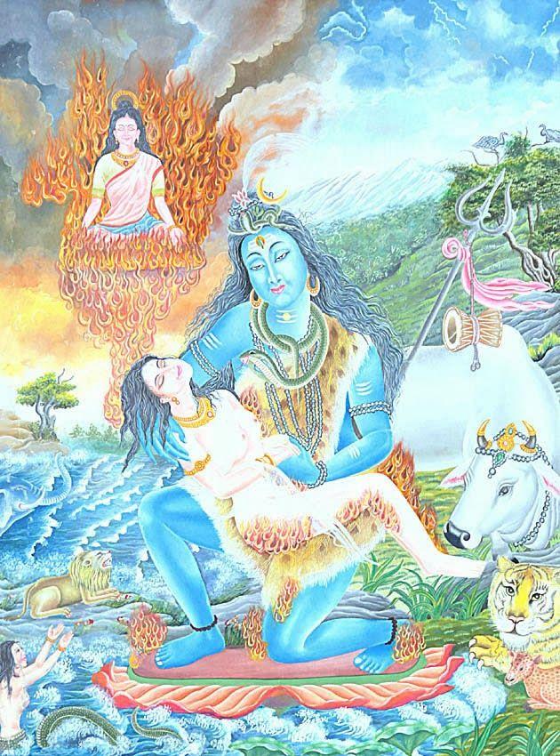 48+ The story of shiva and shakti inspirations