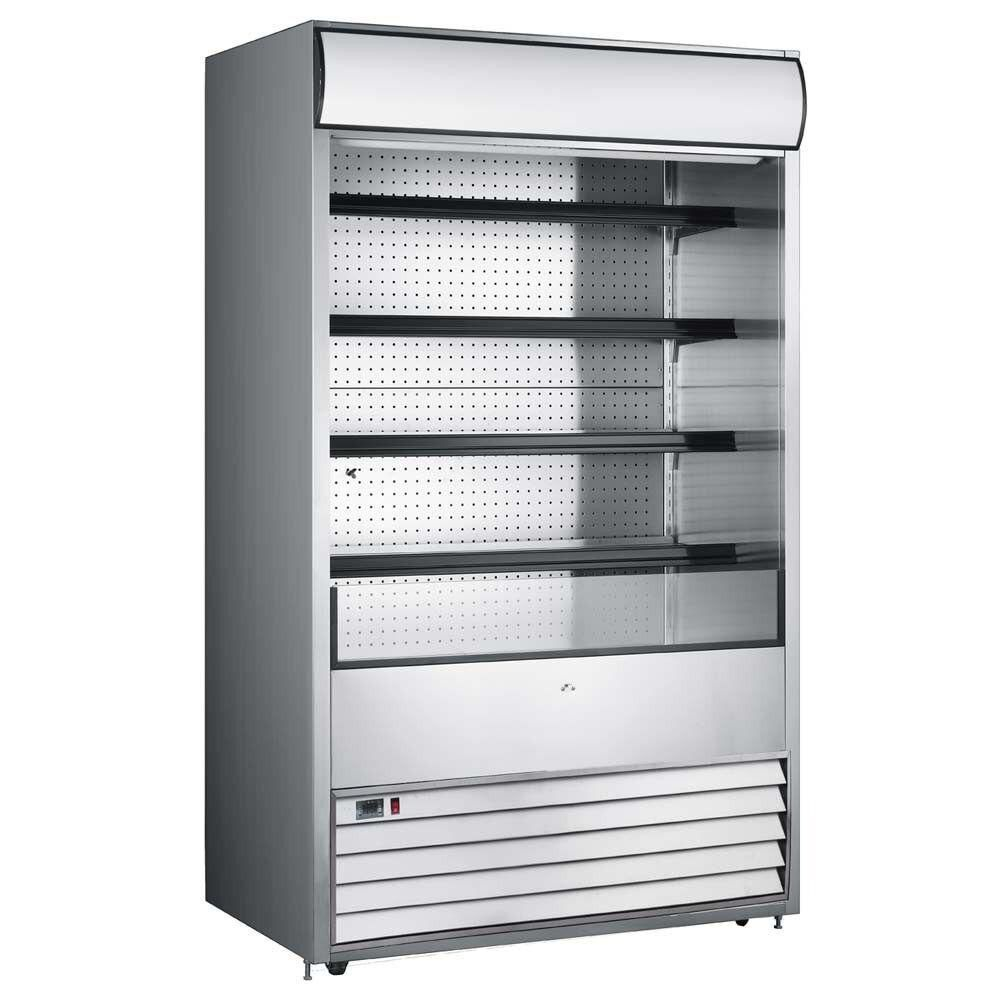 Commercial Open Refrigerated Merchandiser Grab And Go Display Case