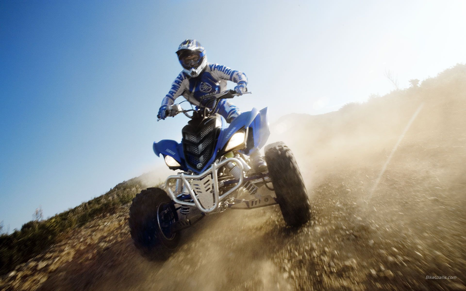 Yamaha raptor atv quad offroad motorbike bike dirtbike g wallpaper