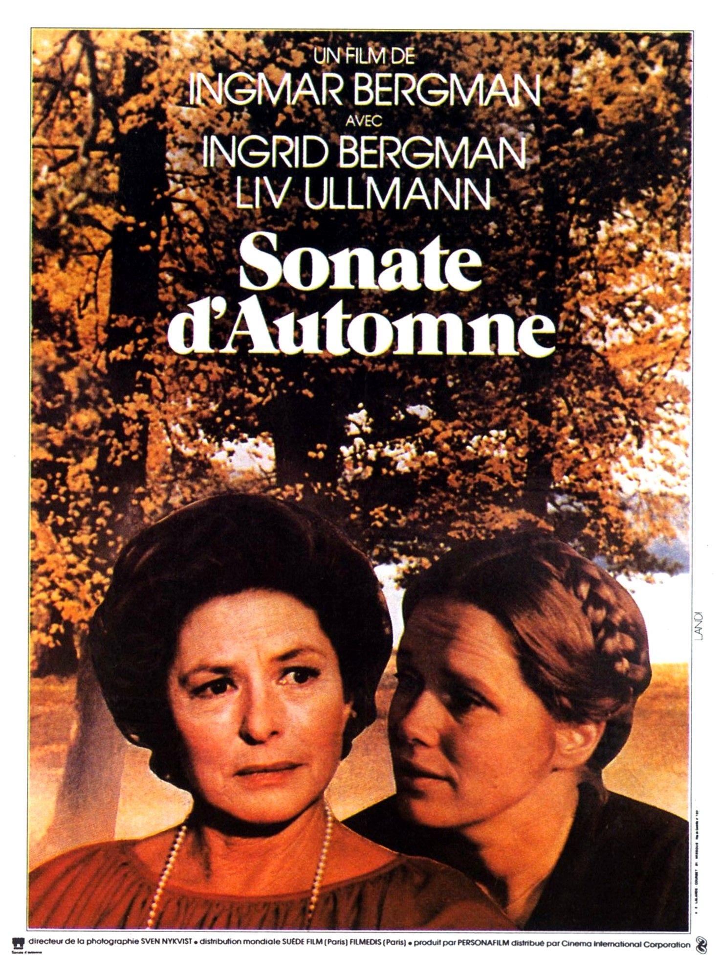 Sonate D Automne Recherche Google Cinema