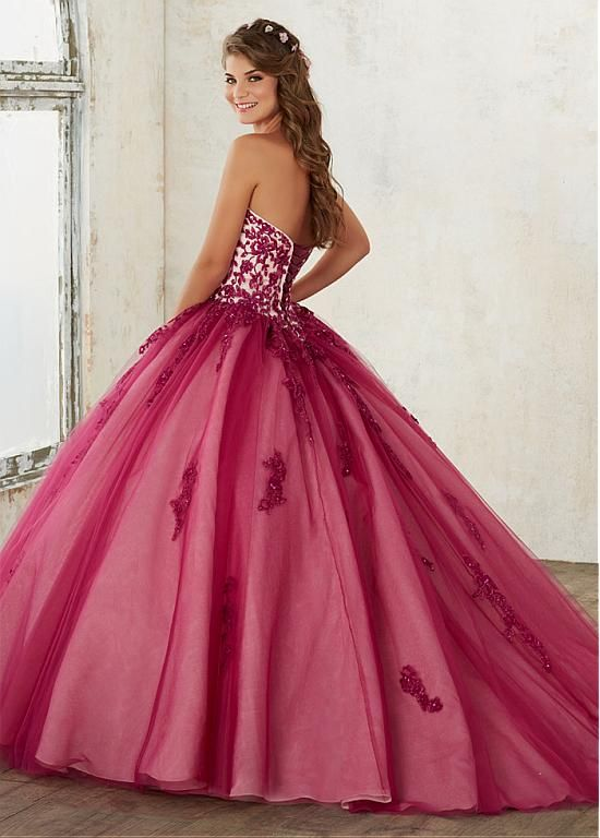 44f85f50994 Alluring Tulle Sweetheart Neckline Ball Gown Quinceanera Dresses With Beaded  Embroidery