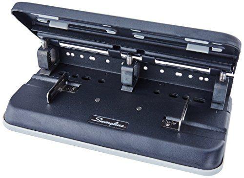 Swingline Easy Touch Heavy Duty Paper Punch - A7074300J
