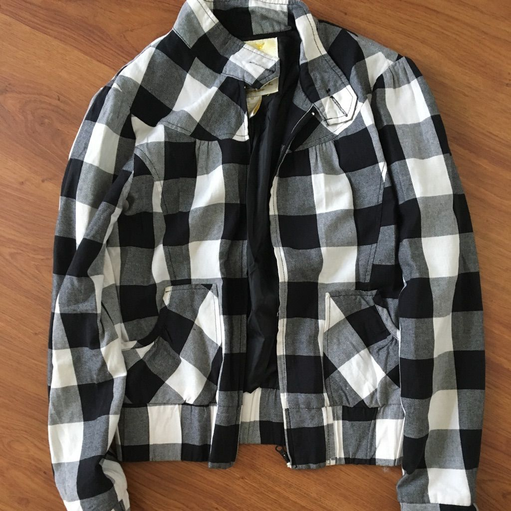 1b507b1bd Wet Seal Plaid Jacket