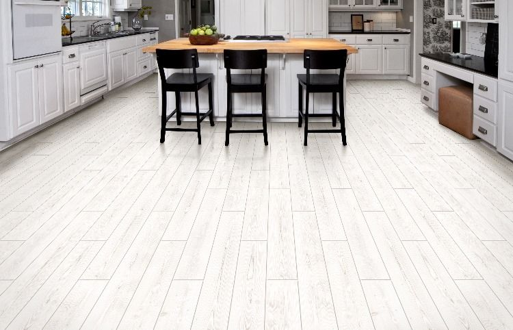 Pine Wood White Flooring Inspiration Traditional Style Decor Pine Wood