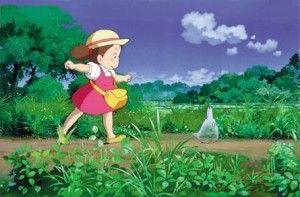 ジブリ となりのトトロの高画質 壁紙 画像集 イラスト Iphone スマホ 無料 Naver まとめ Studio Ghibli Characters Ghibli Ghibli Art