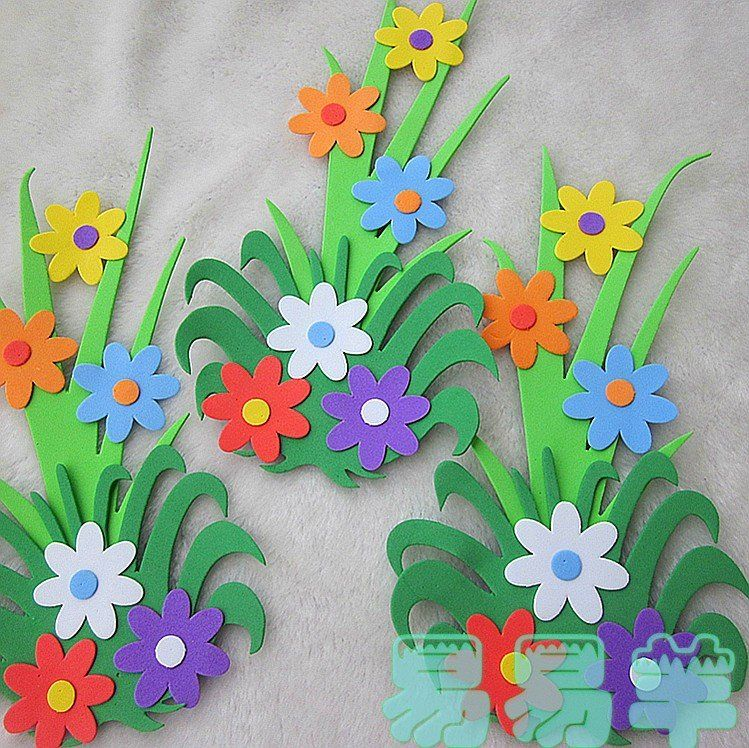 Pin By Saira Mazhar On Class Decor Spring Crafts Classroom Ideas