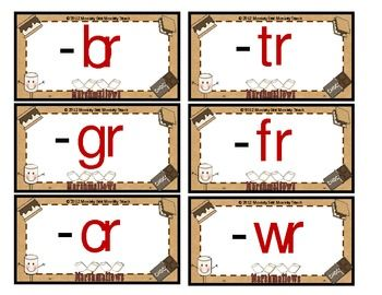 Phonongrams: SMORE SOUNDS (CARDS) This Combo pack includes 222 individual chart cards. 180 Phonograms and 42 Family Cluster cards. What a gre...