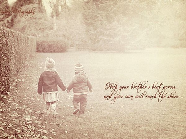 Cute Brother And Sister Quotes Delectable Brother And Sister Quotes And Sayings  Relationships Top Quotes