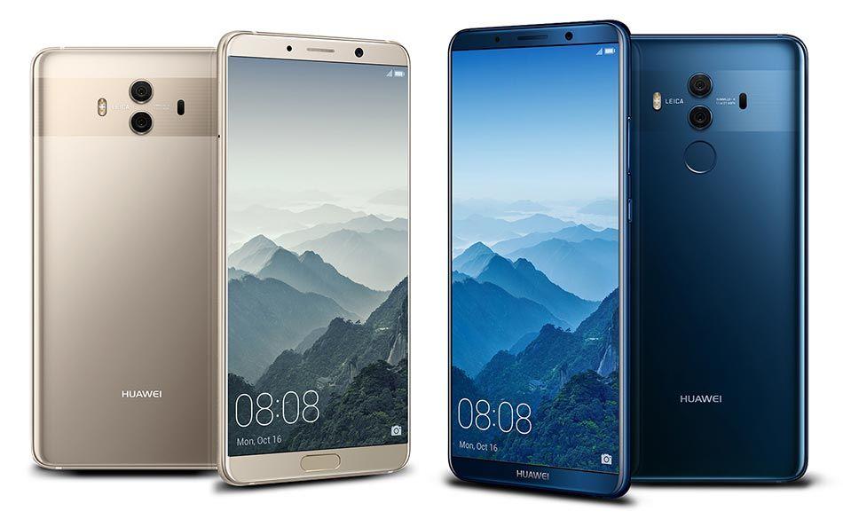 Huawei Launches Mate 10 Mate 10 Pro And Mate 10 Porsche Design With Mobileai Huawei Mate Huawei Google Camera