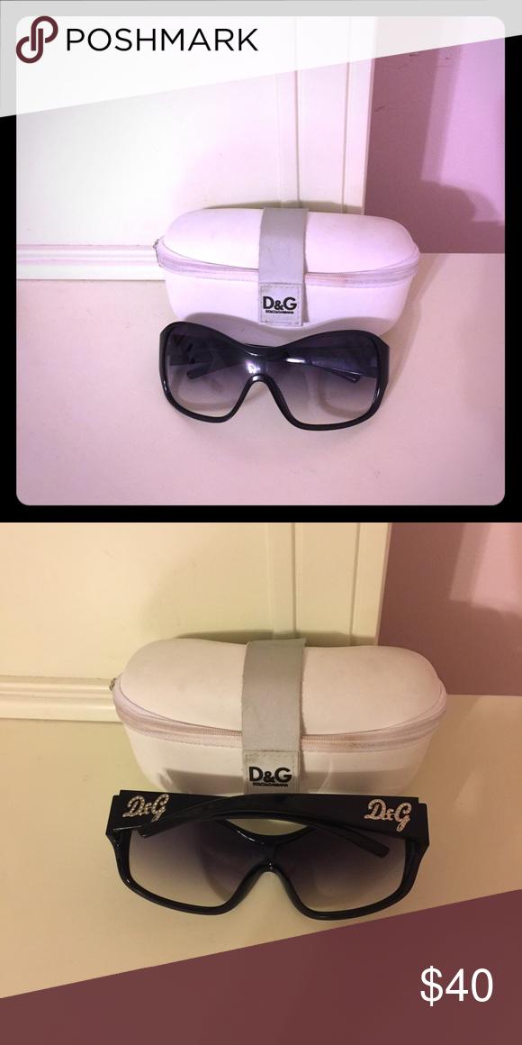 06adf0f24701 Dolce Gabbana sunglasses D G D G sunglasses gradient lenses ...
