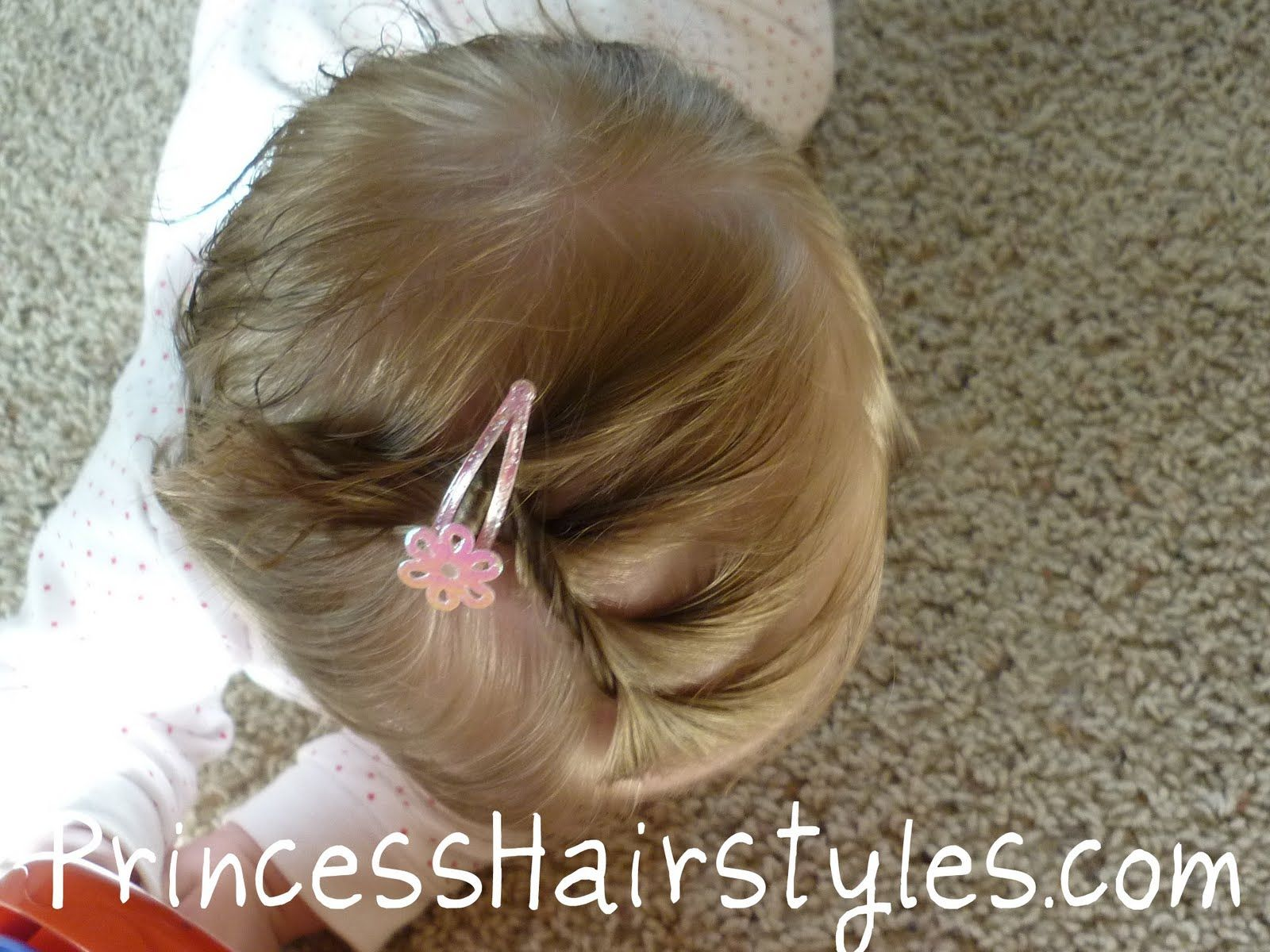 baby hairstyles - tiny twists