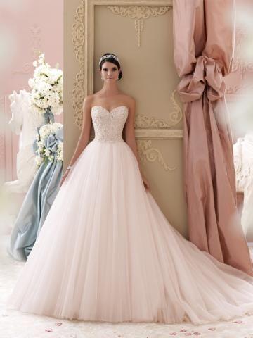 Preiswerte Romantische Brautkleider in alle Stile | Hochzeitskleid ...