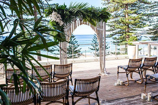 Sydney Beach Hamptons Style Wedding9
