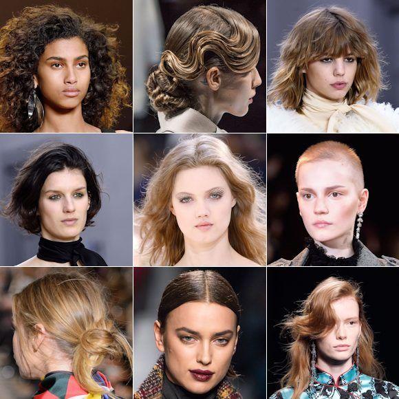 Les tendances coiffure automne,hiver 2016,2017 (photos) \u003e\u003e\u2026