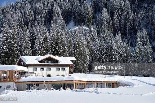 07-16 Sesto, Italy - January 29, 2014: the Alte Post Hotel in... #sesto: 07-16 Sesto, Italy - January 29, 2014: the Alte Post Hotel… #sesto