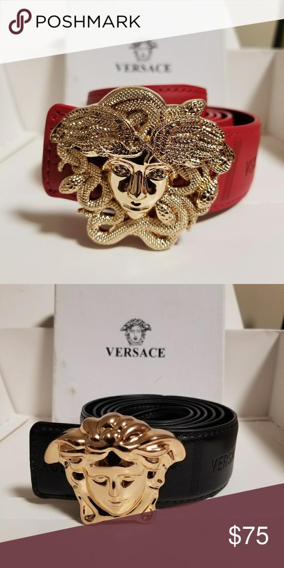 01b0b824df5 Belt Brand New Versace Versace Accessories Belts | My Posh Picks in ...