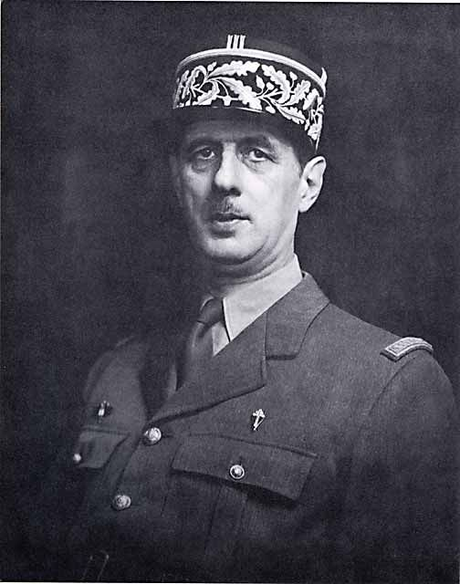 Charles De Gaulle History French History Men S Style Icons