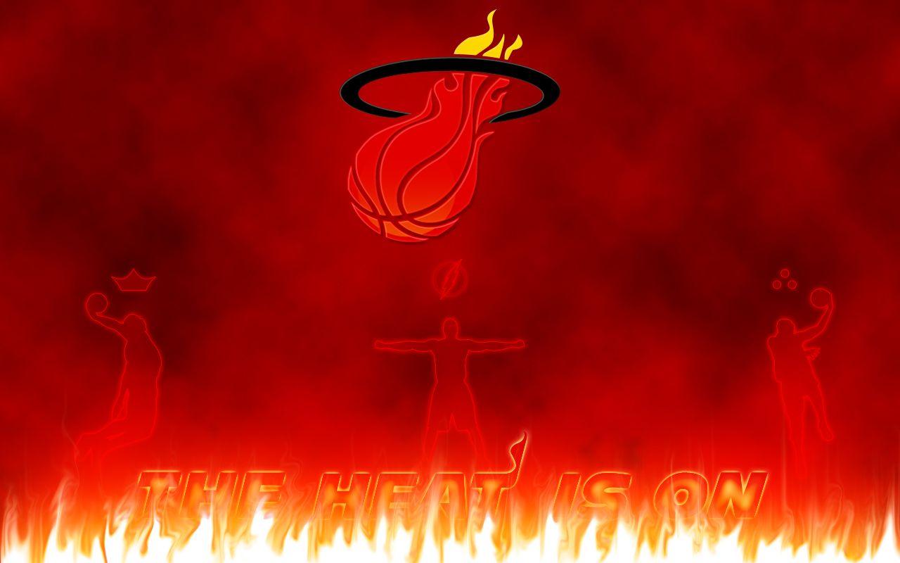 Reasons To Fear Miami Heat Next Season Hoop Mash Up On Wordpress Com Miami Heat Logo Miami Heat Nba Wallpapers
