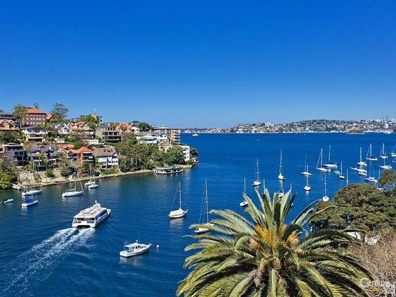 Beautiful views over Sydney Harbour - 17A Kareela Road Cremorne Point - House for Sale in Cremorne Point NSW 2090