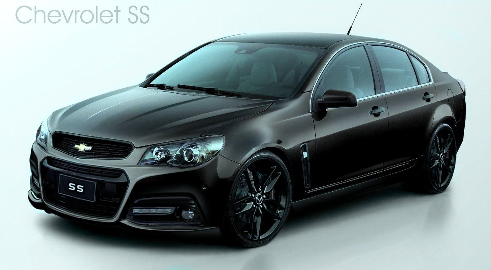 Chevy Ss Pictures Chevrolet Ss Performance Sedan With