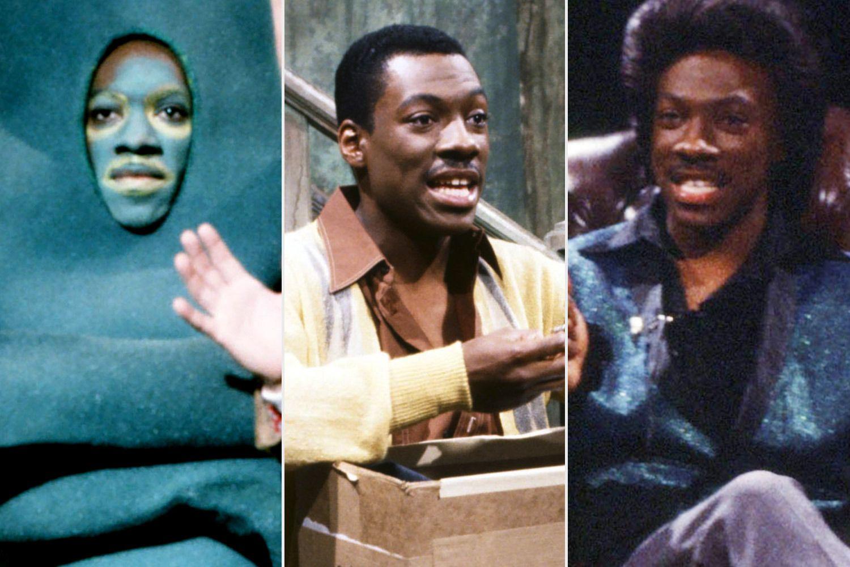 Revisit 8 Iconic Eddie Murphy Saturday Night Live Characters Saturday Night Live Eddie Murphy Snl Eddie Murphy