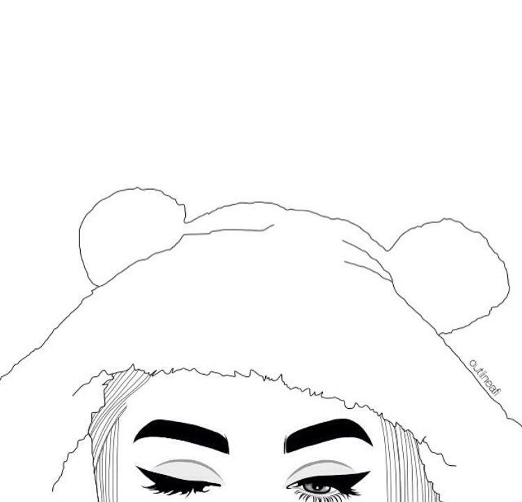 Pin De Natalie Em Favorites Menina Tumblr Desenho Desenhos