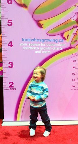 Children Growth Charts