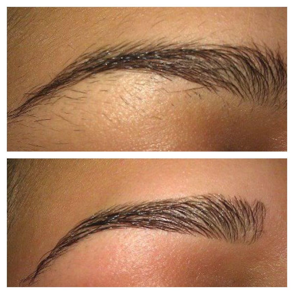Eyebrow Threading Perfect Precise Lines Awesome Arches We Just