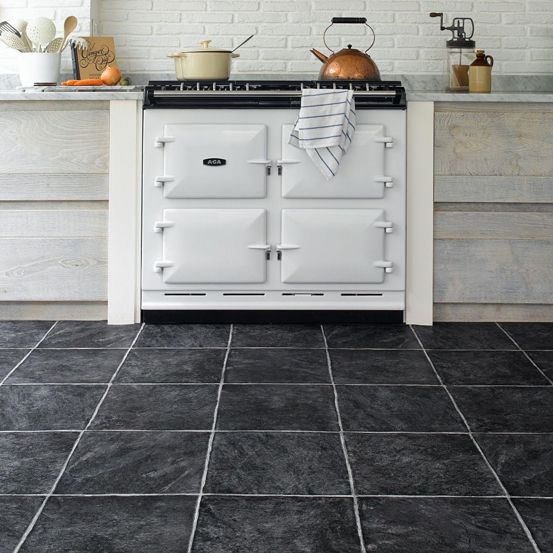 Rhino classic basaltina carbon stone tile effect vinyl flooring rhino classic basaltina carbon stone tile effect vinyl flooring dailygadgetfo Choice Image